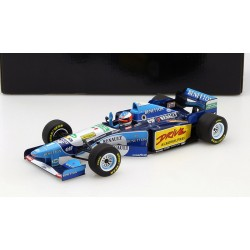 Benetton Renault B195 F1 France 1995 Michael Schumacher Minichamps 100950001