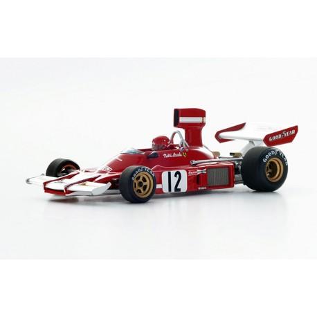 Ferrari 312 B3 12 F1 Argentine 1974 Niki Lauda Looksmart LSRC05