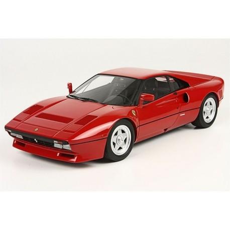 Ferrari 288 GTO 1984 1985 Rouge BBR P18112