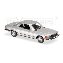 Mercedes-Benz 450 SLC 1974 Silver Maxichamps 940033421