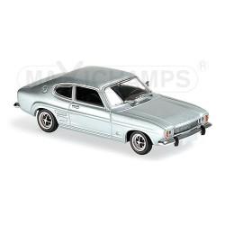 Ford Capri 1969 Bleue claire Maxichamps 940085501