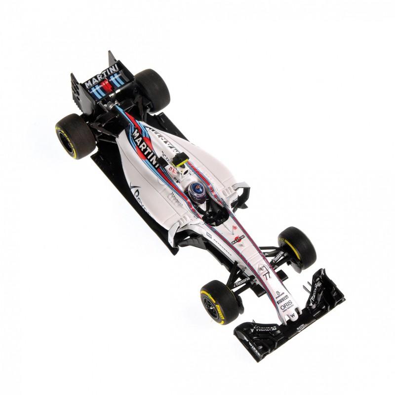 Williams Mercedes FW38 F1 2016 Valtteri Bottas Minichamps ...