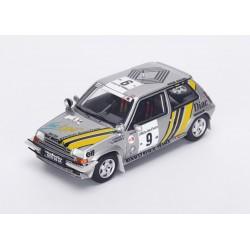 Renault 5 GT Turbo 9 Cote d'Ivoire 1989 Oreille Thimonier Spark S3859