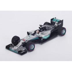 Mercedes W07 Hybrid F1 2016 Lewis Hamilton Spark S5001
