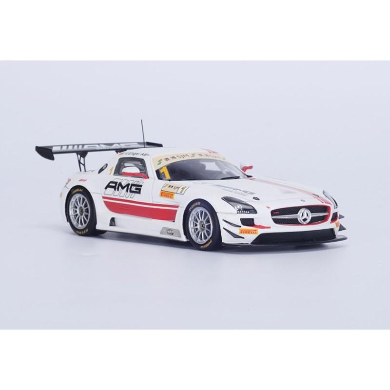 Mercedes benz sls amg gt3 1 fia gt world cup macau 2015 for Mercedes benz sls amg gt3 price