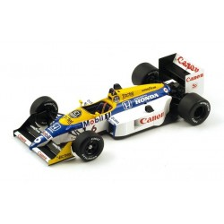 Williams FW11B F1 World Champion 1987 Nelson Piquet Spark 18S118