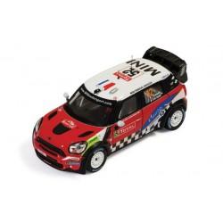 Mini Cooper 52 Rallye Monte Carlo 2012 Campana De castelli IXO RAM487