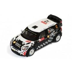 Mini Cooper 12 Rallye Monte Carlo 2012 Araujo Ramalho IXO RAM496