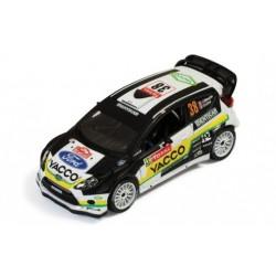Ford Fiesta RS WRC 38 Rallye Monte Carlo 2012 Maurin Ural IXO RAM501