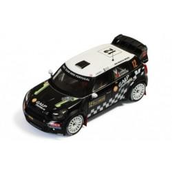 Mini Cooper 12 Rallye de Suède 2012 Araujo Ramalho IXO RAM504