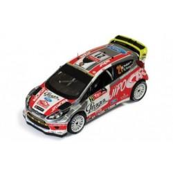 Ford Fiesta RS WRC 21 Rallye Monte Carlo 2012 Prokop Tomanek IXO RAM499