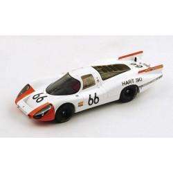 Porsche 907 66 24 Heures du Mans 1968 Spark 18S120