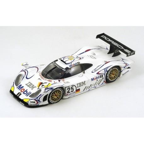 Porsche GT1 25 24 Heures du Mans 1998 Spark 18S121