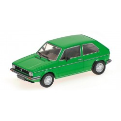 VW Golf I 1980 Verte Minichamps 400055100