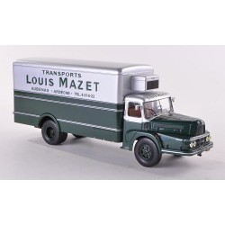 Unic ZU 122 1980 Louis Mazet IXO TRU003