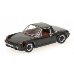 Porsche 916 1971 Noire Minichamps 400066060