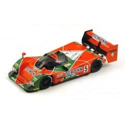 Mazda MX-R01 5 24 Heures du Mans 1992 Spark 18S127