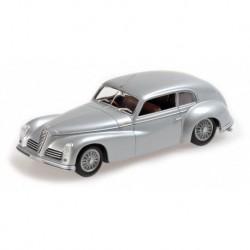 Alfa Romeo 6C 2500 Freccia d'Oro 1947 Silver Minichamps 400120480
