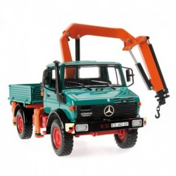 Mercedes-Benz Unimog 1300 L 1976 Vert Minichamps 439033000