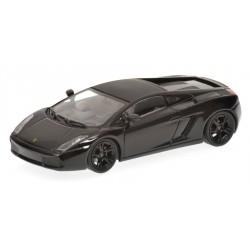 Lamborghini Gallardo 2006 Noire Minichamps 400103504
