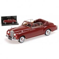 Rolls Royce Silver Cloud II Cabriolet 1960 Rouge Minichamps 436134930