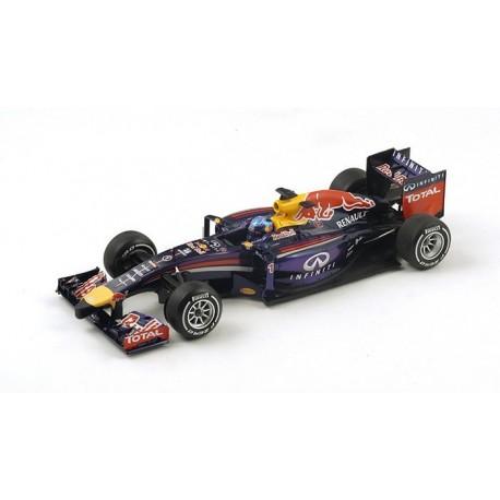 Red Bull Renault RB10 F1 Malaisie 2014 Sebastian Vettel Spark 18S135