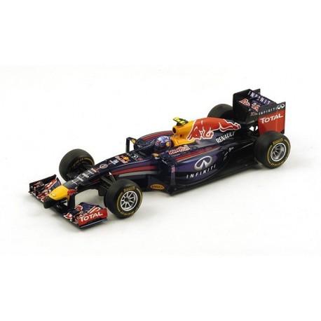 Red Bull Renault RB10 F1 Monaco 2014 Daniel Ricciardo Spark 18S136
