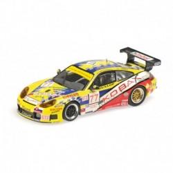 Porsche 911 GT3 RS 77 12 Heures de Sebring 2007 Minichamps 400076977