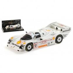 Porsche 962C 17 Supercup Nurburgring 1987 Hans Joachim Stuck Minichamps 444876817