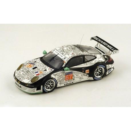 Porsche 911 RSR (997) 67 24 Heures du Mans 2014 Spark 18S149