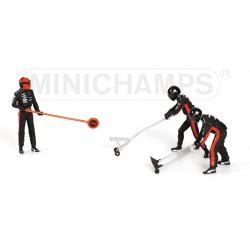 Jack Set Minardi 2003 Minichamps 343100094