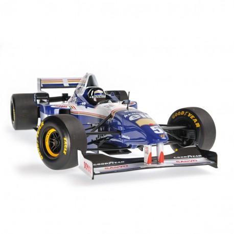 Williams Renault FW18 WC 1996 Damon Hill Minichamps 186960005