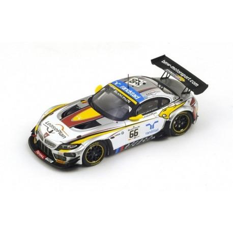 BMW Z4 66 24 Heures de Spa-Francorchamps 2014 Spark SB097