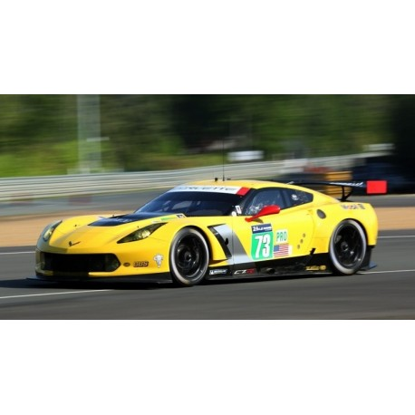 Chevrolet Corvette C7R 73 24 Heures du Mans 2014 Spark 18S155