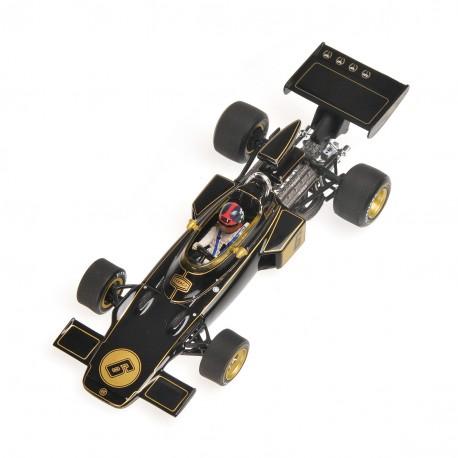 Lotus Ford 72 WC 1972 Emerson Fittipaldi Minichamps 436720006