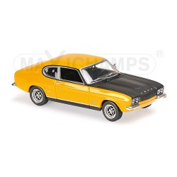 Ford Capri RS 1969 Jaune Maxichamps 940085800