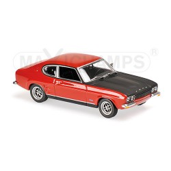Ford Capri RS 1969 Rouge Maxichamps 940085801