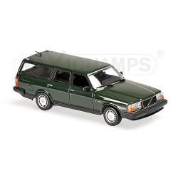 Volvo 240 GL Break 1986 Verte foncée Maxichamps 940171411