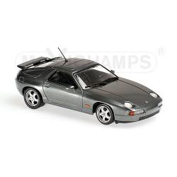 Porsche 928 GTS 1991 Grise Maxichamps 940068100