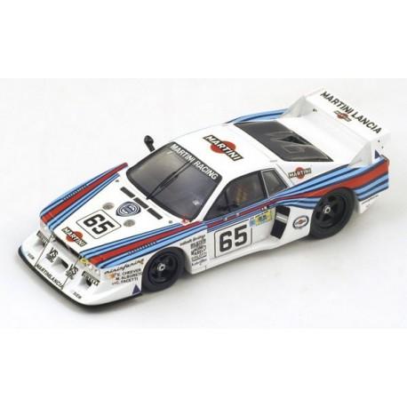 Lancia Beta Monte Carlo 65 24 Heures du Mans 1981 Spark 18S160