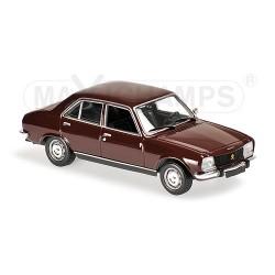 Peugeot 504 1970 Rouge foncée Maxichamps 940112500