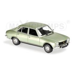 Peugeot 504 1970 Verte claire Maxichamps 940112501