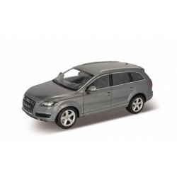 Audi Q7 Gris 2010 Welly 18032S