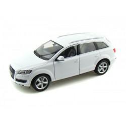 Audi Q7 Blanc 2010 Welly 18032W