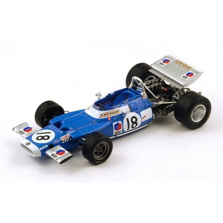 Matra MS80 F1 Canada 1969 Jean-Pierre Beltoise Spark 18S167