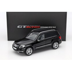 Mercedes-Benz GLK Noire 2013 Welly 11008BK