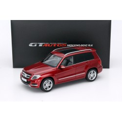 Mercedes-Benz GLK Rouge 2013 Welly 11008R
