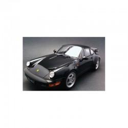 Porsche 964 Turbo / 965 Noire 1992 Welly 18026BK