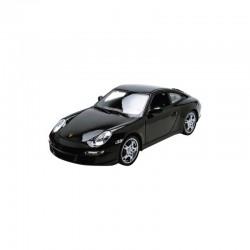 Porsche 911 / 997 Carrera S Noire 2007 Welly 18004BK
