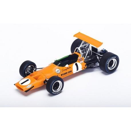 McLaren M7A F1 Canada 1968 Denny Hulme Spark 18S168